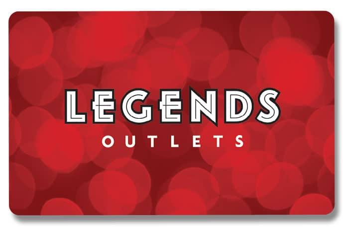 Legends Gift Cards
