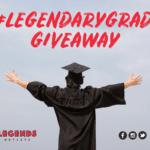 Legendary Grad Giveaway